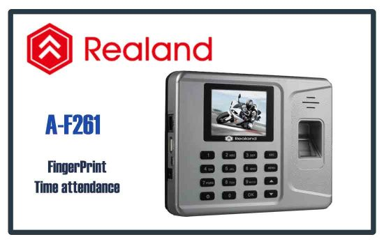 A-F261 - Realand Time Attendance
