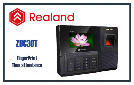 ZDC30T - Realand Time Attendance