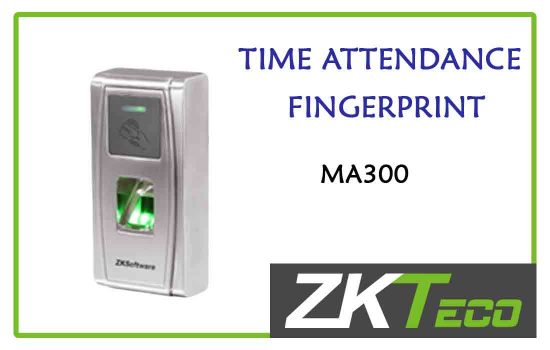 MA300 - ZkTeco Time attendance -fingerprint advanced digital technology Colombo