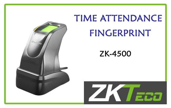 ZK-4500 - ZkTeco Time attendance -fingerprint advanced digital technology Colombo