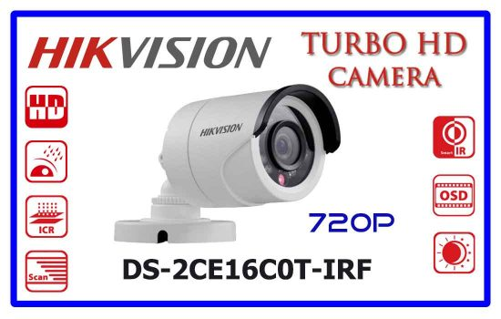 DS-2CE16C0T-IRF - Hikvision Turbo HD Camera