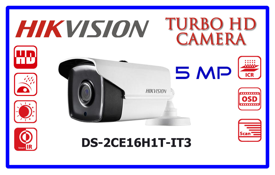 DS-2CE16H1T-IT3 HIKVISION CCTV CAMERA