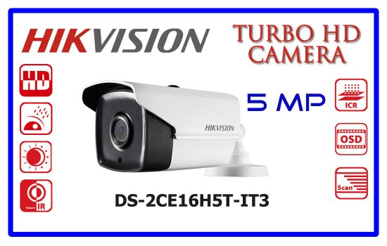 DS-2CE16H5T-IT3 HIKVISION CCTV CAMERA