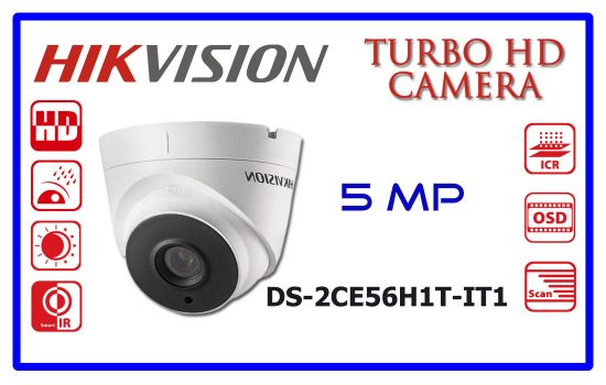 DS-2CE56H1T-IT1 HIKVISION CCTV CAMERA