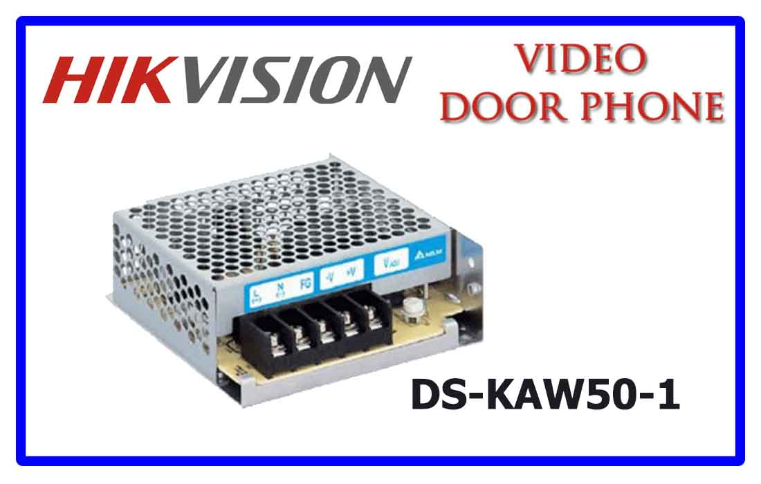 DS-KAW50-1 - Hikvision Video door phone accessories