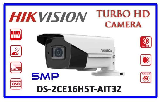 DS-2CE16H5T-AIT3Z - Hikvision 5mp Turbo HD Camera Advanced Digital technology Colombo